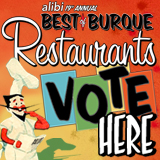 2014 Best of Burque Restaurants