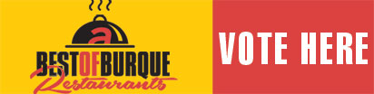 Best of Burque Restaurants Voting