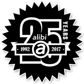 Alibi 25th Anniversary 1992-2017