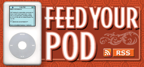Feed Your Pod