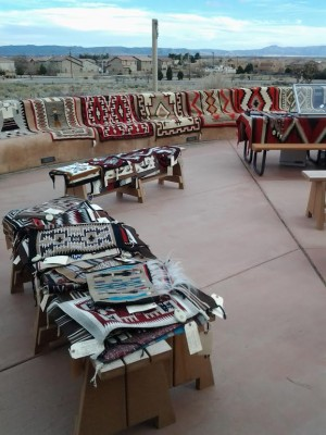 Annual Navajo Rug Sale At Petroglyph National Monument Albuquerque