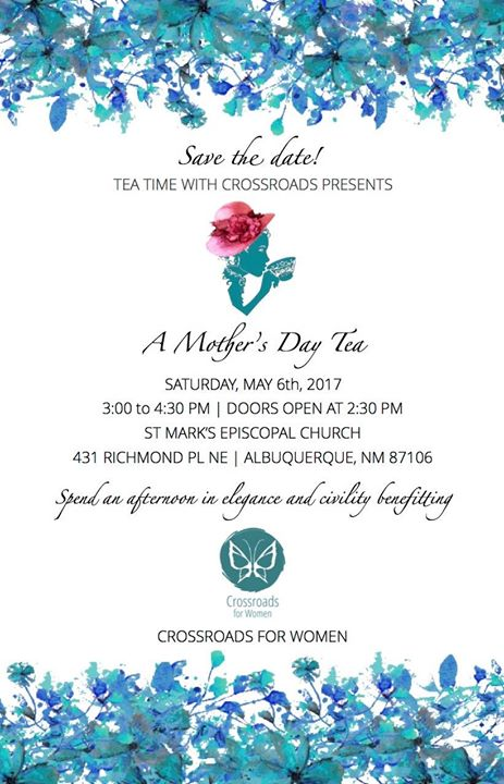 A Mother's Day Tea