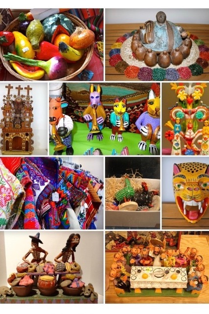 Shop folk art treasures from around the world.