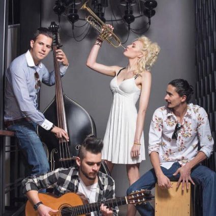 jenny and the mexicats revolutions at national hispanic cultural center albuquerque. Black Bedroom Furniture Sets. Home Design Ideas