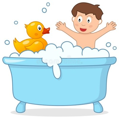 Stories in the Sky: Bath Time at Anderson-Abruzzo