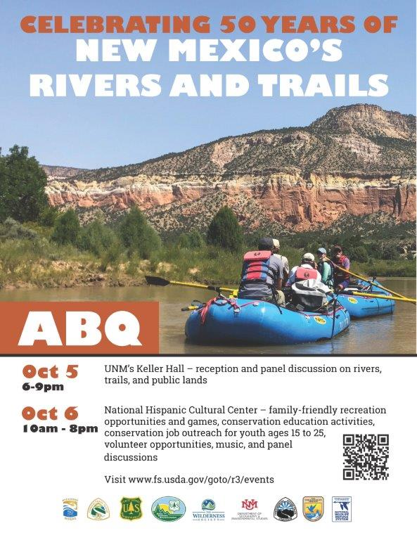 Celebrating 50 Years of New Mexico's Rivers and Trails at