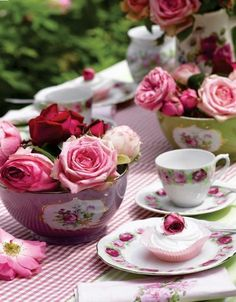 Chocolate & Roses Afternoon Tea