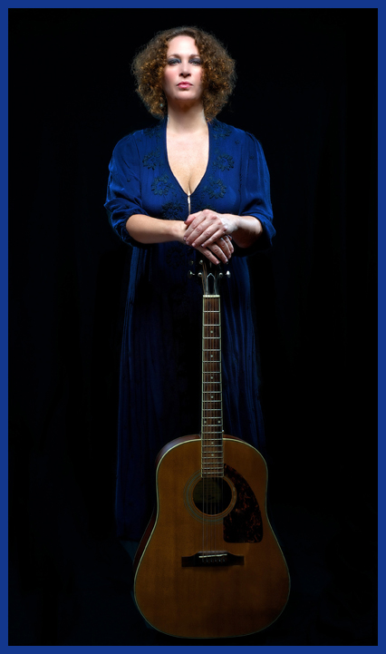 Sorceress of Sound and Song Marie Black • singer-songwriter at Red
