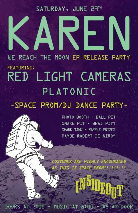 event flyer