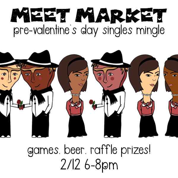 Meet Market Singles Mingle