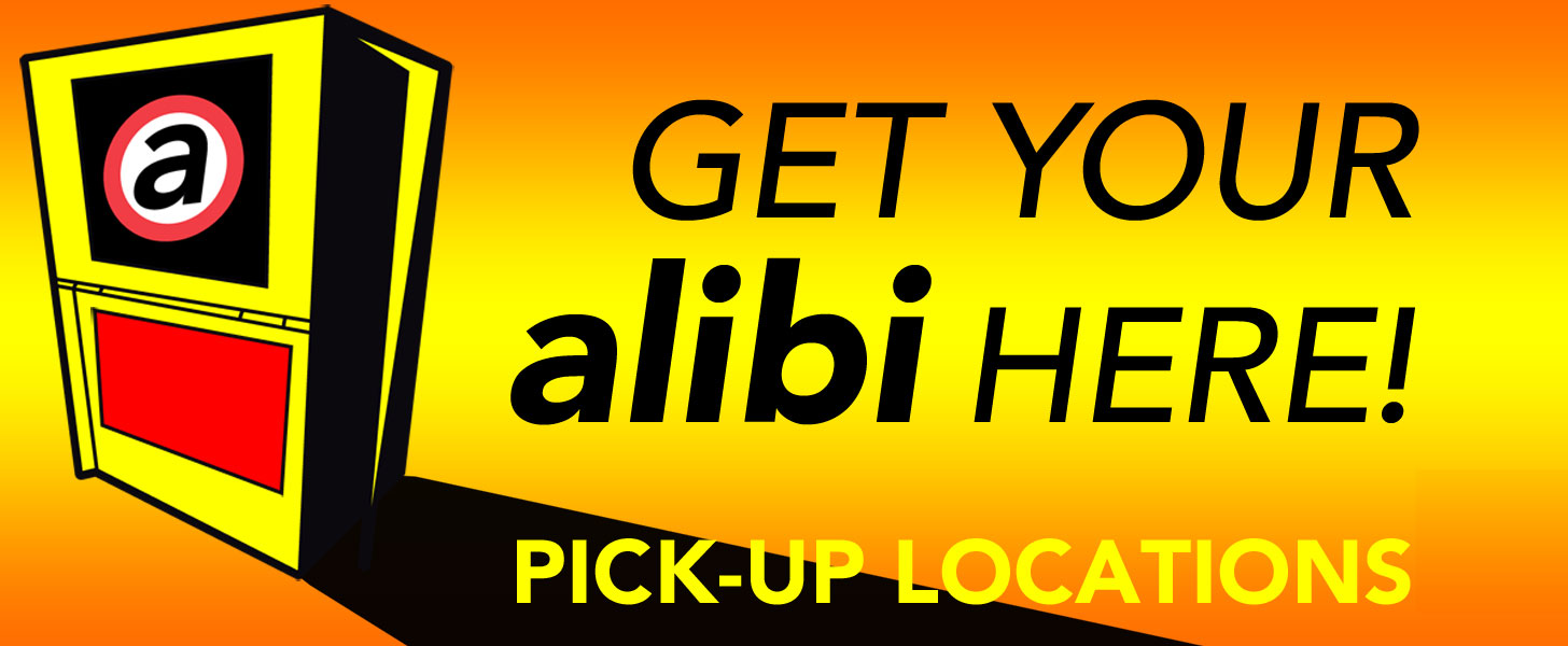 Get Your Alibi Here!